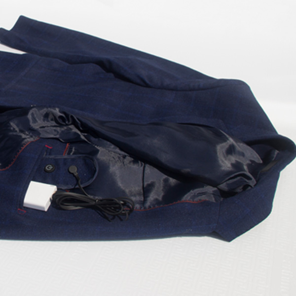 启原纳米科技 男女保暖纳米碳发热服定制 秋冬新款纳米碳发热服