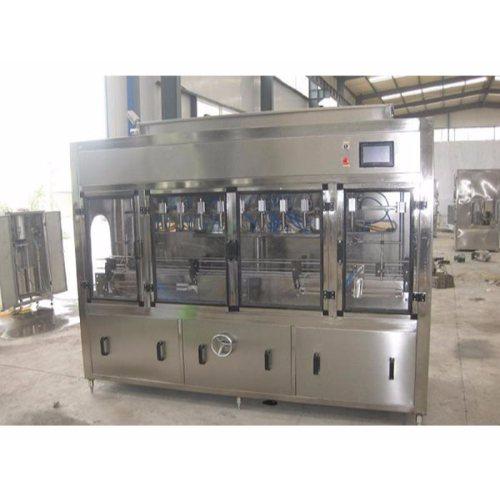 食用油灌装机规格 自动食用油灌装机选购 恒鲁机械