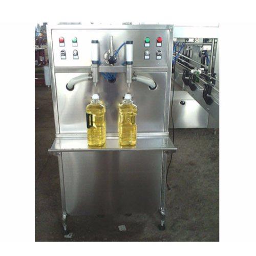 自动桶装食用油灌装机视频 全自动桶装食用油灌装机选购 恒鲁机械