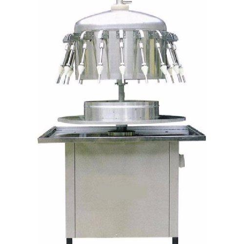 供应葡萄酒灌装机图片 恒鲁机械 生产葡萄酒灌装机规格