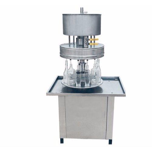 制造白酒灌装机型号 青州鲁恒 生产白酒灌装机作用
