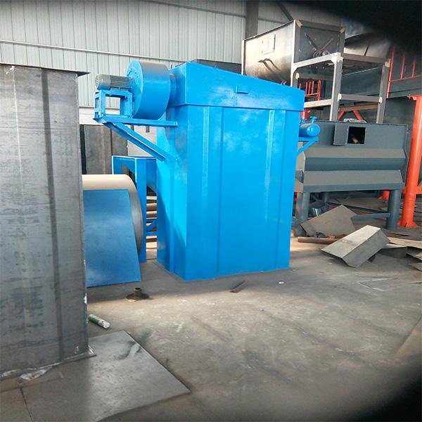 生产除尘器规格 振源机械 生产除尘器设计 供应除尘器制造商