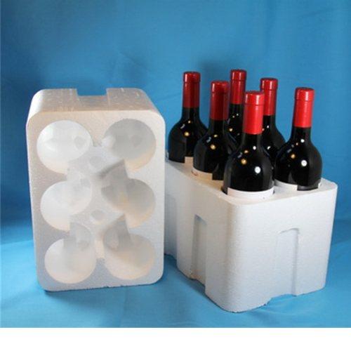 星航泡塑 红酒泡沫保护箱订做 红酒泡沫保护箱