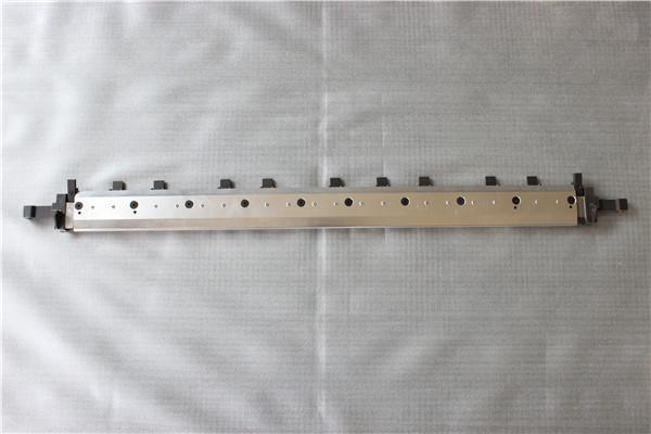润东机械值得信赖-金华自动模切烫金机牙排