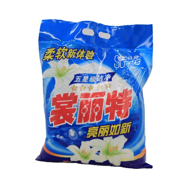 西藏洗衣粉-红梅实业-平常洗衣粉一袋几斤