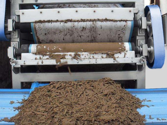 河道污水处理机-德泽环保压滤设备