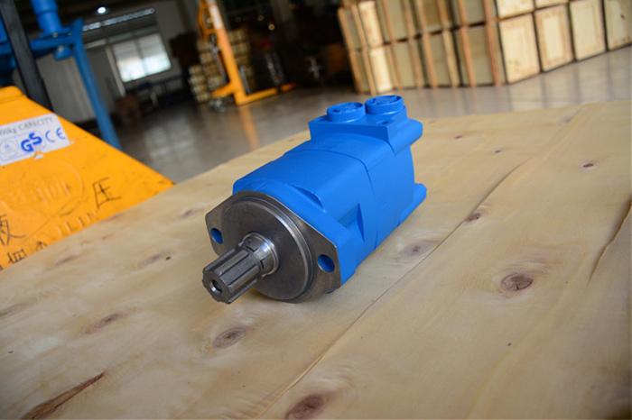 叶片液压马达-源工机械-液压马达
