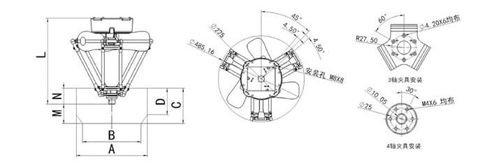 冲压自动化设备-广州亮点装备技术-卫浴行业冲压自动化设备