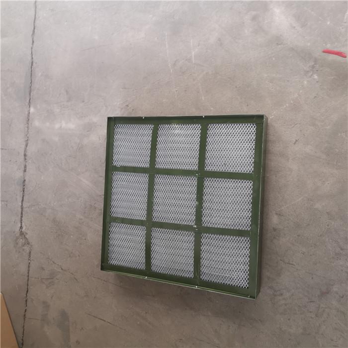 立式油网滤尘器厂家销售