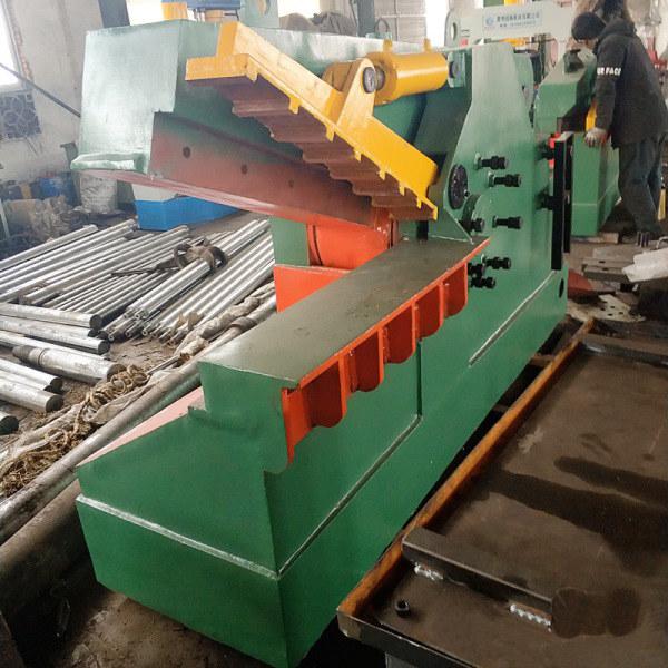 鳄鱼式金属剪切机生产厂家销售