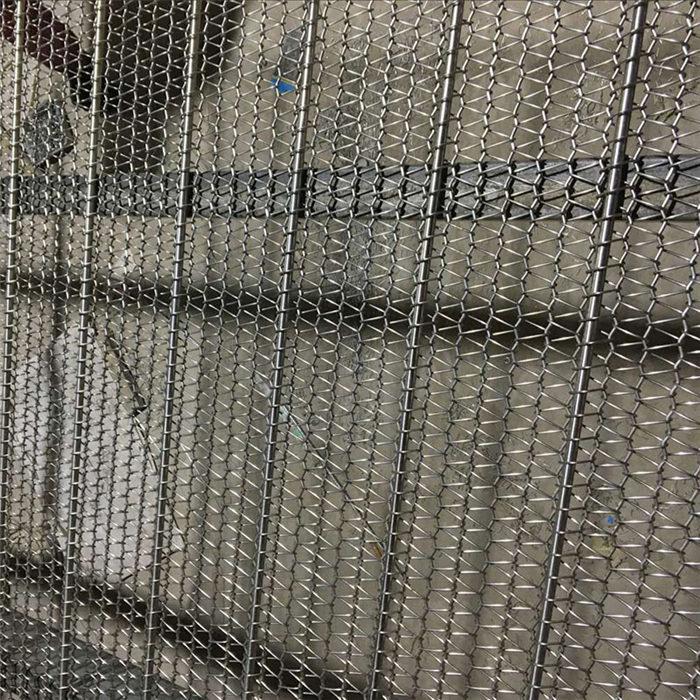 蒸煮网带加工-涪陵区蒸煮网带-卓远输送设备