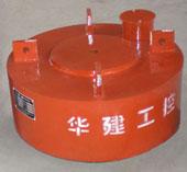 砖机专用悬挂式除铁器报价