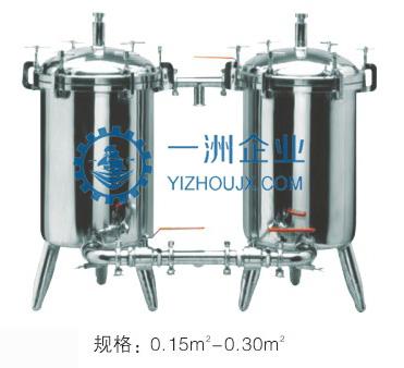 一洲机械(图)|硅藻土过滤设备|烟台过滤设备