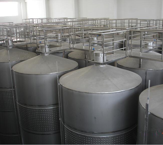 立式发酵罐、一洲机械、海阳发酵罐