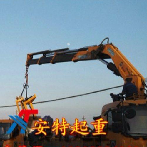 安特起重吊装 大型随车吊出租 冷水机组随车吊出租