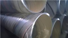 工程钢材配送(图),螺旋管加工,惠来螺旋管