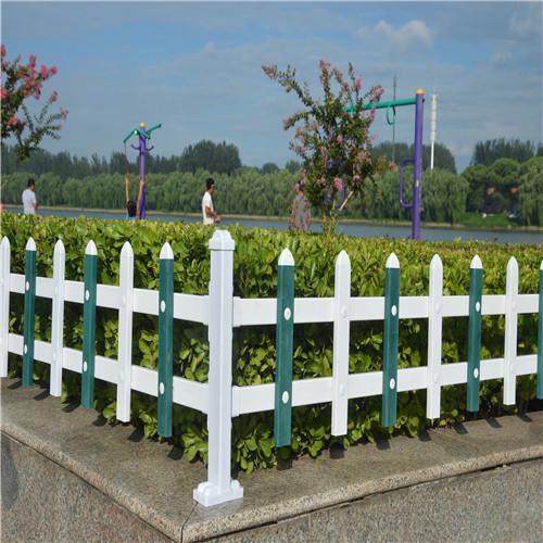 规格绿化护栏制作 营顺 草坪铁艺护栏绿化护栏批发