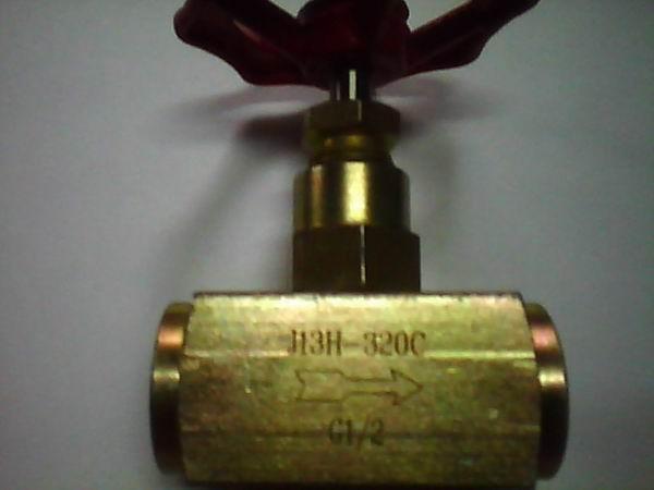 螺纹针型阀(图)_外螺纹 针型阀_螺纹针型阀