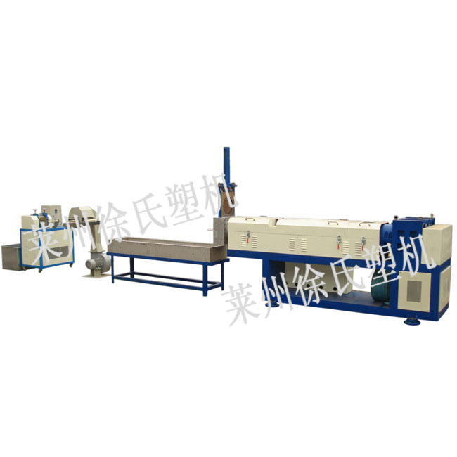pvc 塑料造粒机,塑料造粒机,莱州徐氏塑料机械
