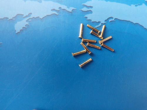 珠海市空心铆钉、巨旺铆钉、直销2.3x8空心铆钉
