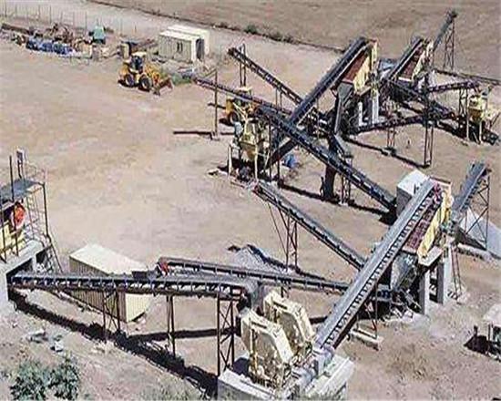 砂石生产图片/砂石生产样板图 (1)