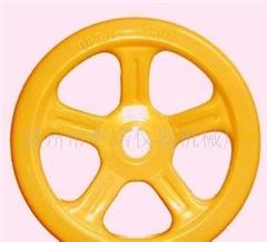 荆州手轮、阀门手轮厂 冲压钢板手轮 、阀门方孔手轮