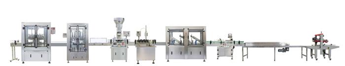饮料灌装机械-创兴机械-灌装机械