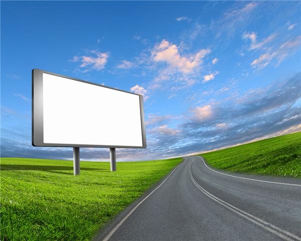 户外广告牌图片/户外广告牌样板图 (1)