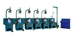 卧式钢筋拉丝机|拉丝机|华瑞重工