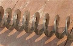 特种建材螺旋叶片,华瑞重工,螺旋叶片