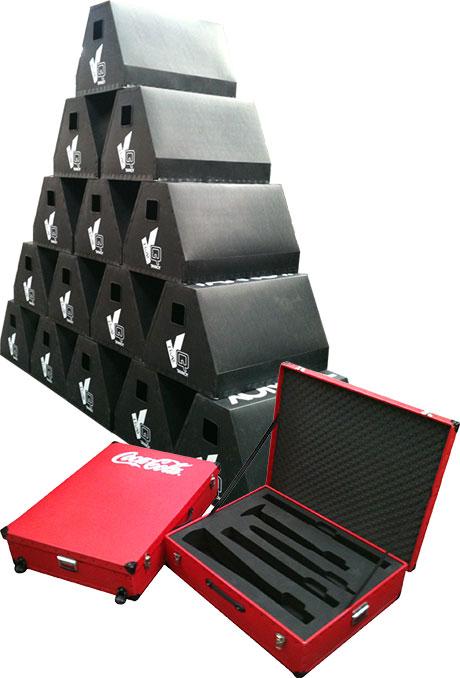 辅助器材仪器箱,佛山桀旺仪器箱(在线咨询),绍兴仪器箱