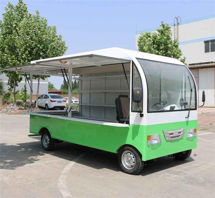电动外卖车_崇文区电动_亿品香餐车