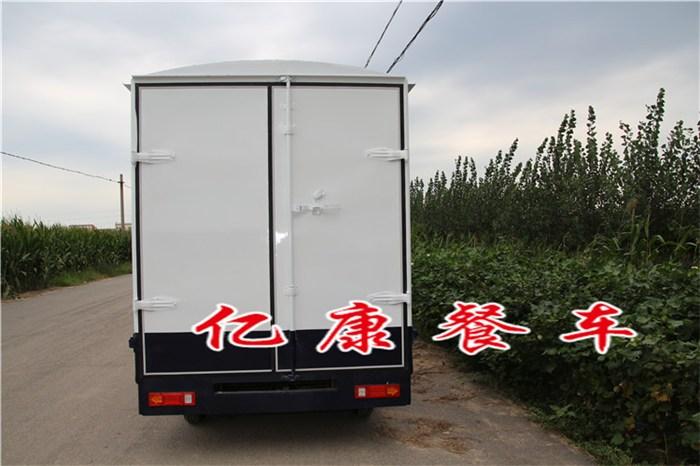 大货车图片_阜新市货车_亿康餐车(查看)