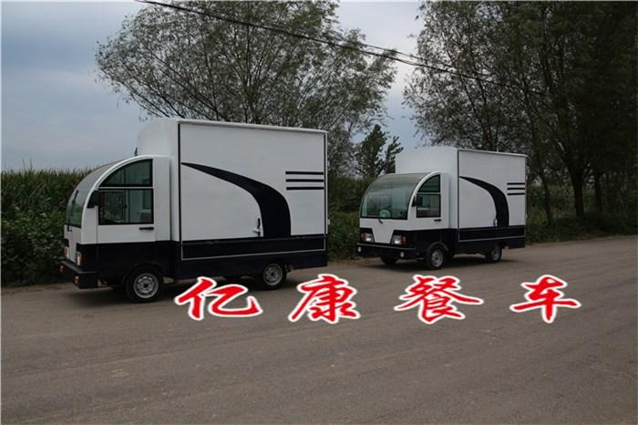 丹东市货车,亿康餐车,大货车图片