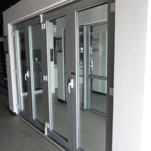 150系列断桥铝门窗加工 55系列断桥铝门窗安装 三朵云门窗