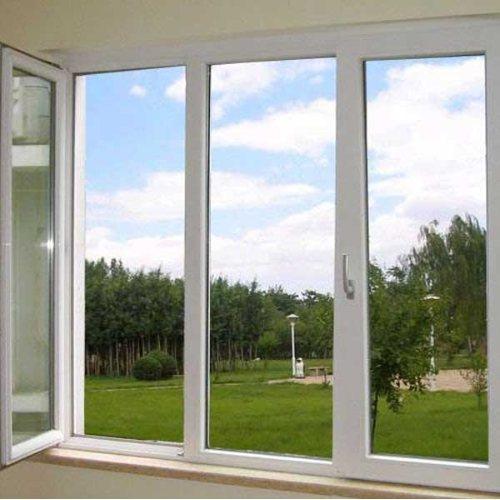 别墅阳台断桥铝合金窗安装 三朵云门窗 150系列断桥铝合金窗定制