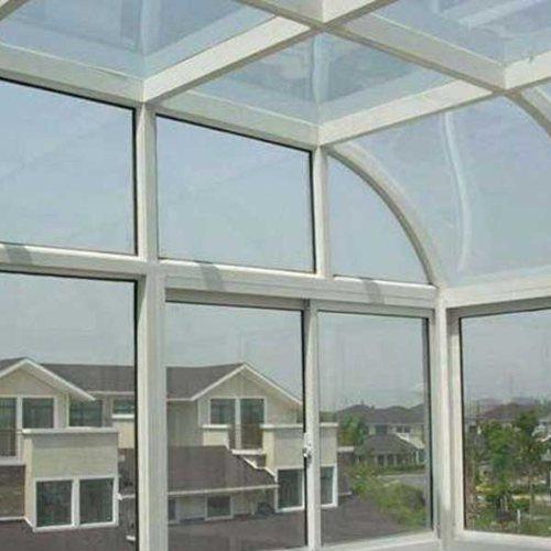 隔热断桥铝合金窗报价 三朵云门窗 高层断桥铝合金窗定制