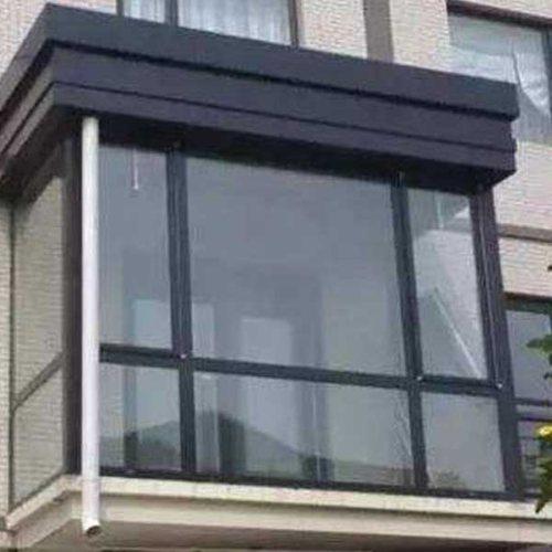 三朵云门窗 封阳台断桥铝合金窗安装 历下区断桥铝合金窗哪家好