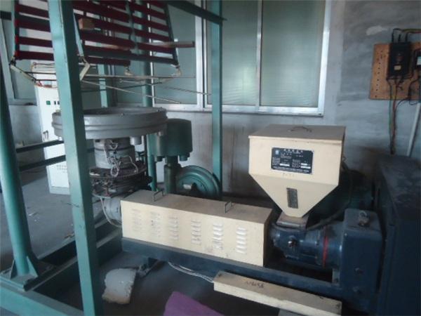 吹膜机图片