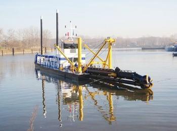 钻探抽沙船,抽沙船,海天机械
