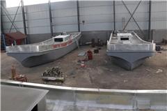 天津鱼船,海天机械,垂钓鱼船