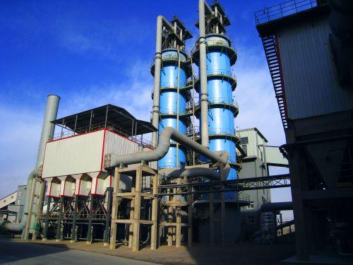 石灰窑炉技术图片/石灰窑炉技术样板图 (1)