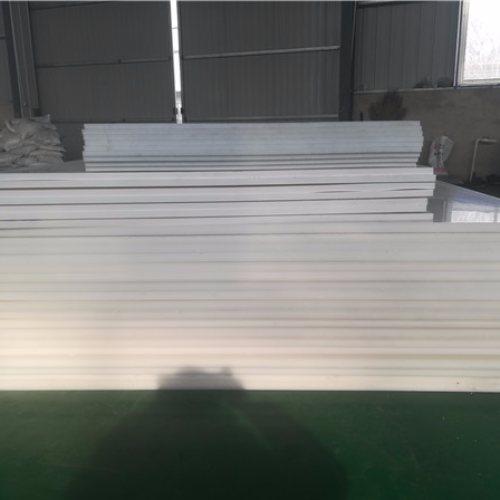 抗静电高分子板经销商 康特环保 白色高分子板报价
