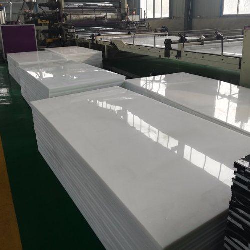 康特环保 抗氧化高分子板经销商 白色高分子板制造商