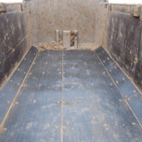 煤仓衬板施工 康特板材 钢煤仓衬板批发 储煤仓衬板图片