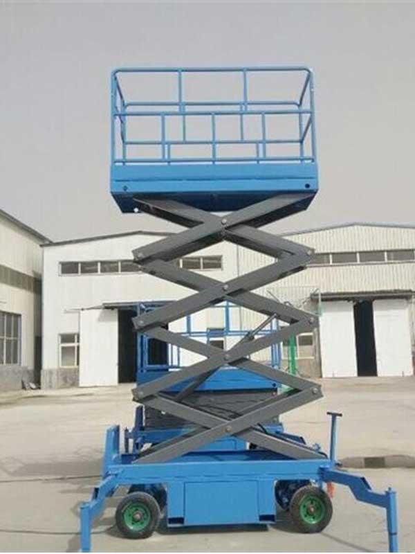 佛山大沥SJY移动式升降平台生产厂报价