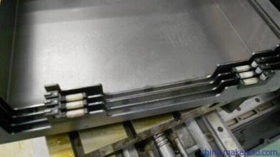 机床导轨钣金罩测量、奥兰机床附件护罩、河南机床导轨钣金罩