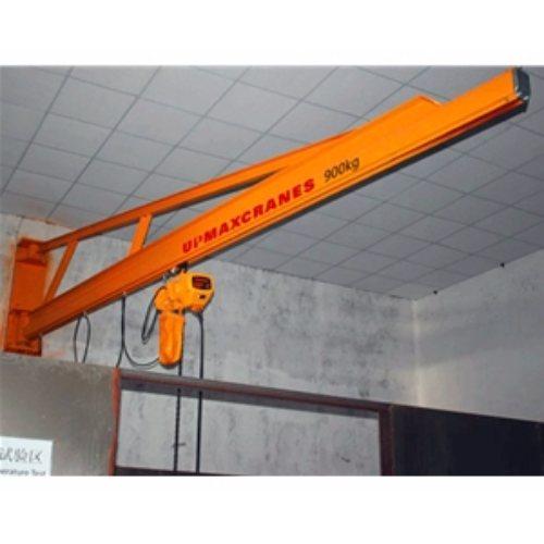 bz型定柱式悬臂起重机制造商 bz型定柱式悬臂起重机供应价 鲁新