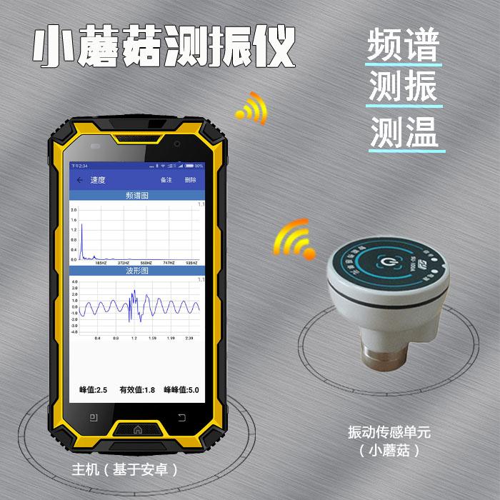测振仪传感器(图)_测振仪品牌_测振仪