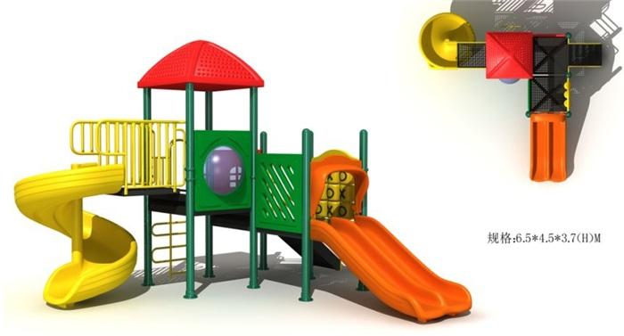小型儿童组合滑梯销售